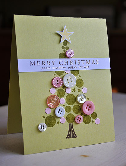 24 Creative and Unique DIY Christmas Cards (11)