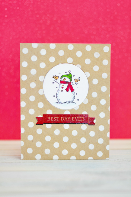 24 Creative and Unique DIY Christmas Cards (13)