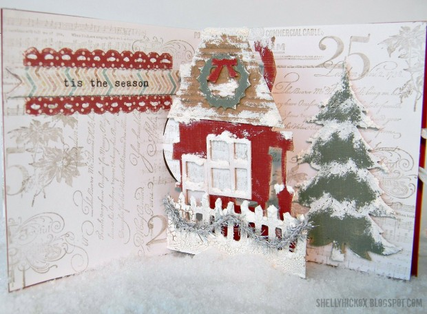 24 Creative and Unique DIY Christmas Cards (2)