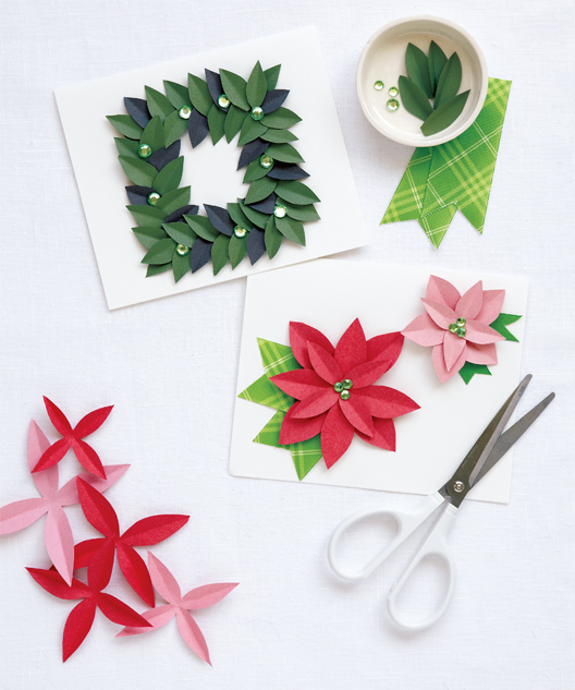 24 Creative and Unique DIY Christmas Cards (9)