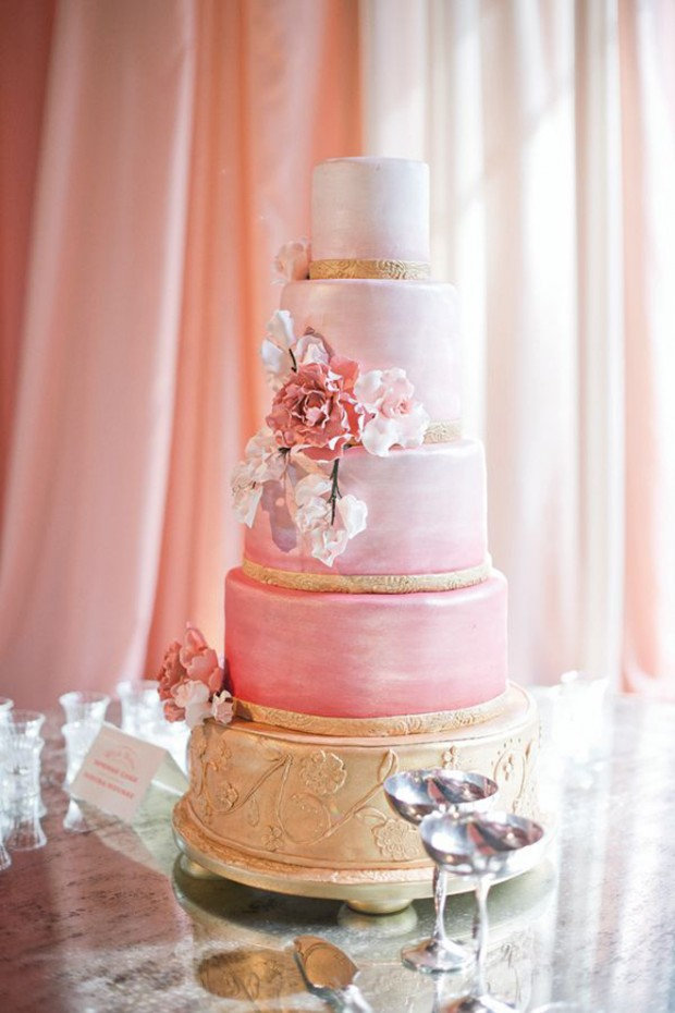 25 Amazing Wedding Cake Decoration Ideas for Your Special Day (10)