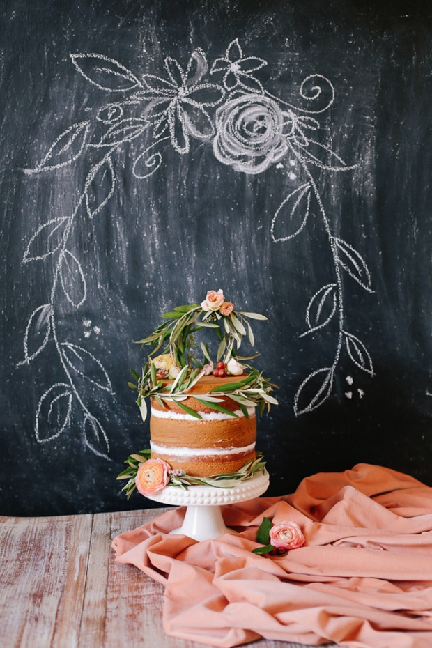 25 Amazing Wedding Cake Decoration Ideas for Your Special Day (11)