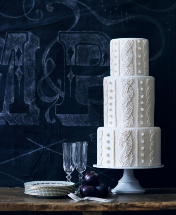 25 Amazing Wedding Cake Decoration Ideas for Your Special Day (13)