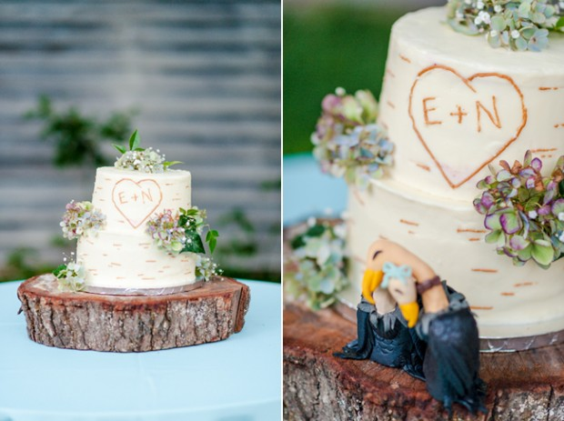 25 Amazing Wedding Cake Decoration Ideas for Your Special Day (18)