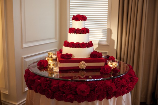 25 Amazing Wedding Cake Decoration Ideas for Your Special Day (19)