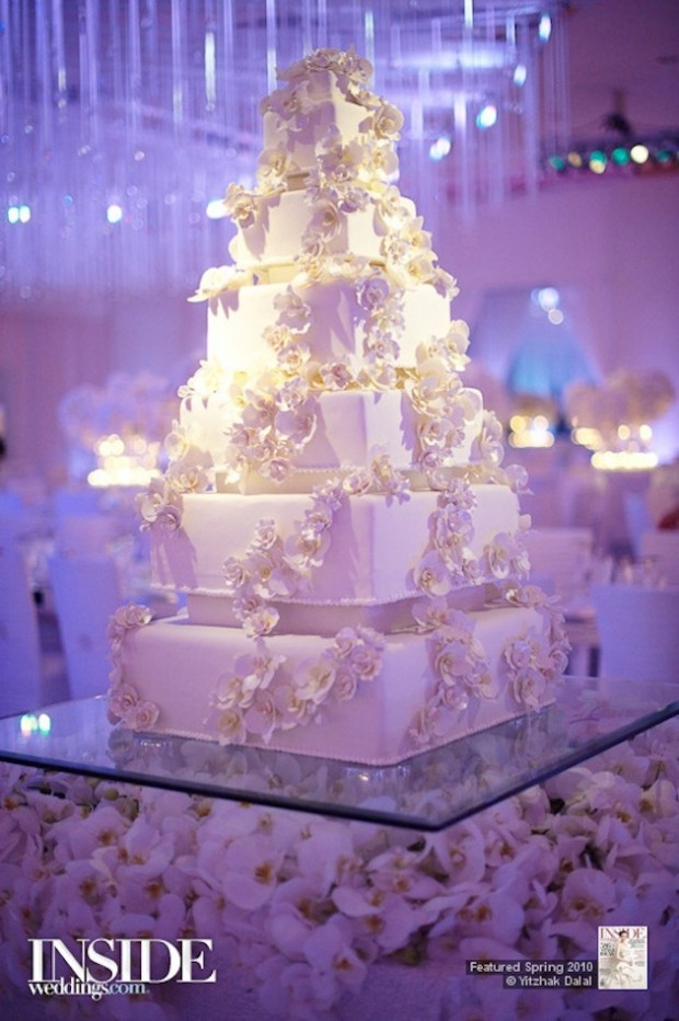 25 Amazing Wedding Cake Decoration Ideas for Your Special Day (21)