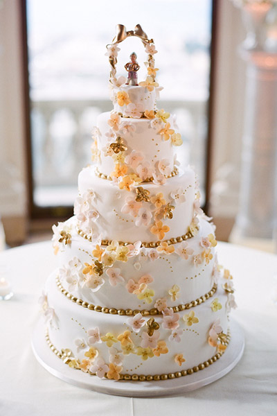 25 Amazing Wedding Cake Decoration Ideas for Your Special Day (5)