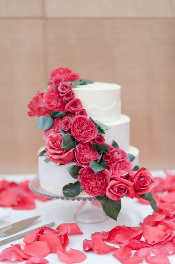 25 Amazing Wedding Cake Decoration Ideas for Your Special Day (6)
