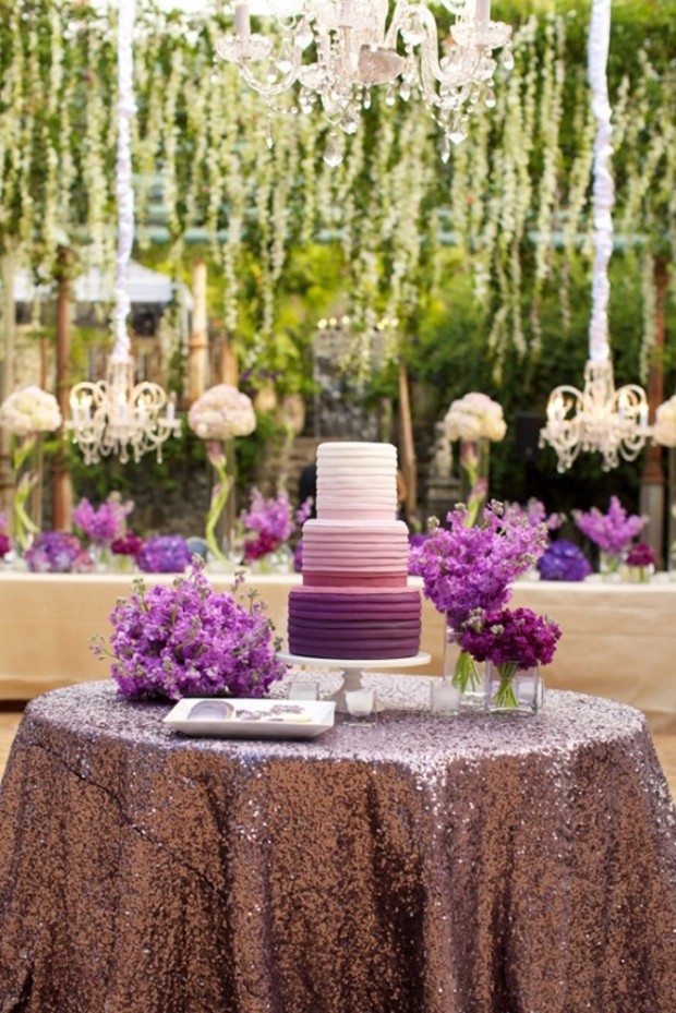 25 Amazing Wedding Cake Decoration Ideas for Your Special Day (8)