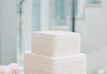 25 Amazing Wedding Cake Decoration Ideas for Your Special Day - wedding cake decoration, Wedding Cake, wedding