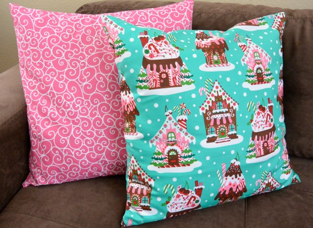 26 Awesome Handmade Christmas Pillows and Covers (18)