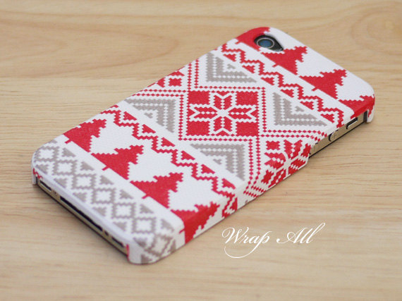 27 Cute Christmas iPhone Cases (2)