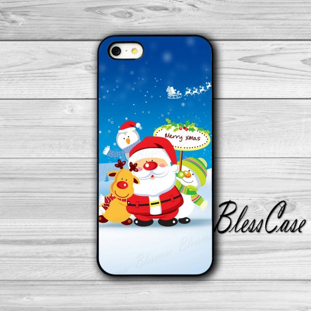 27 Cute Christmas iPhone Cases (21)