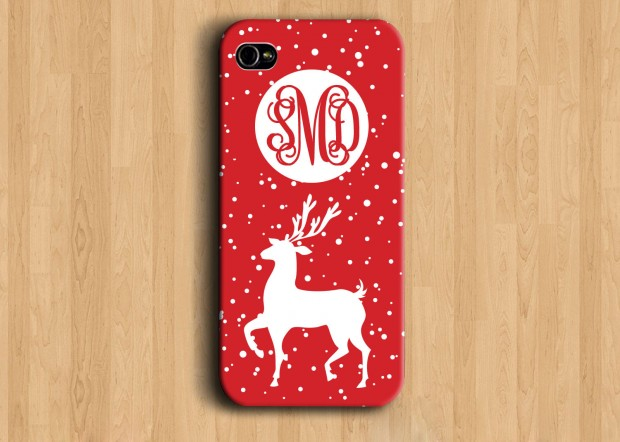 27 Cute Christmas iPhone Cases