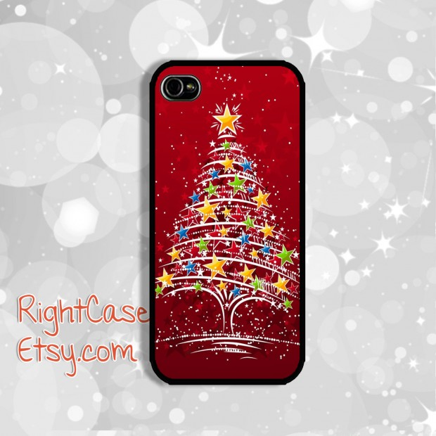 27 Cute Christmas iPhone Cases (23)