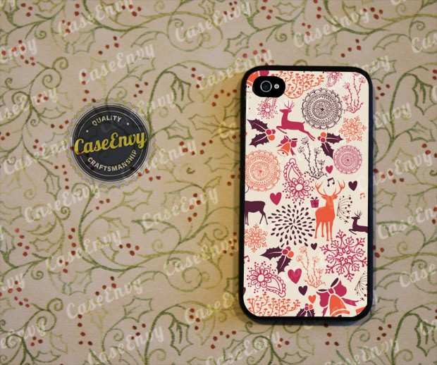 27 Cute Christmas iPhone Cases (6)