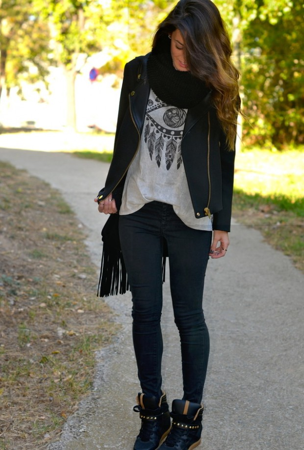 29 Stylish Street Style Outfit Ideas (21)