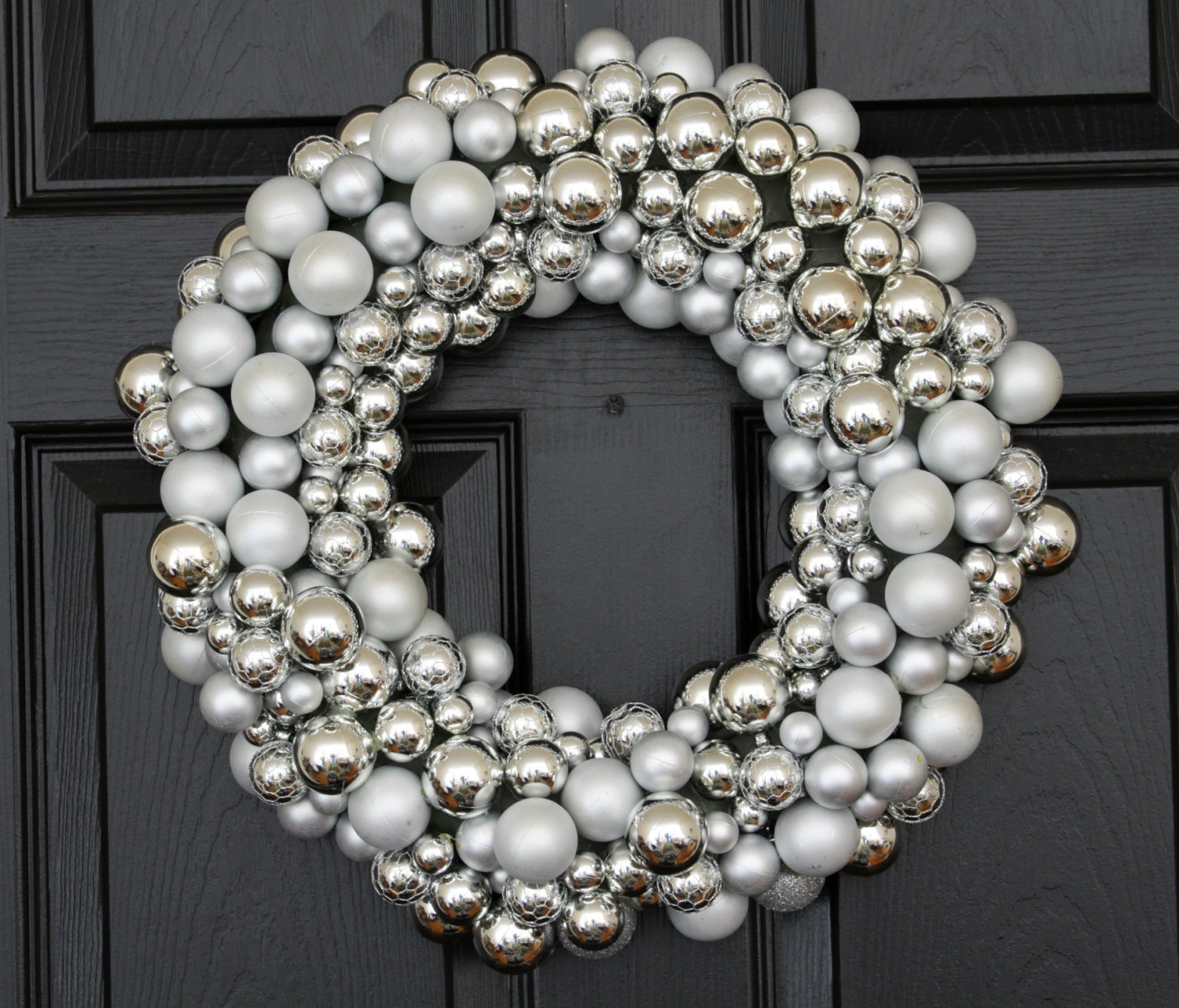 30 Beautiful And Creative Handmade Christmas Wreaths - Style ...