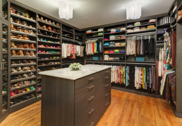 20 Amazing Closet Design Ideas - design ideas, Closet organization, closet design ideas, Closet design, Closet