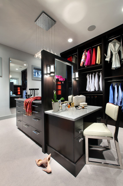 Amazing Modern Walk In Closets Group Of Walk In Closet We Heart It