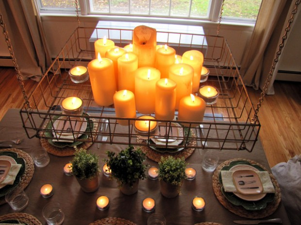 19 Beautiful Candle Centerpiece Ideas for Perfect Table Decoration