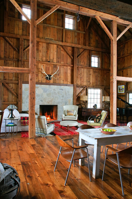 21 Gorgeous Wooden Interior Design Ideas