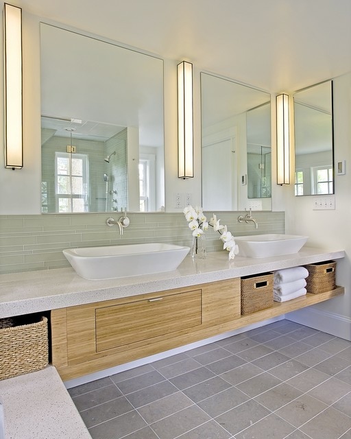 21 peaceful zen bathroom design ideas for relaxation in for What is zen style