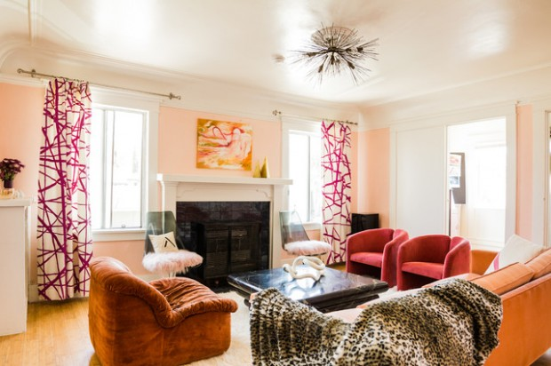 Pink Details for Gorgeous Chic Interior Decor (10)