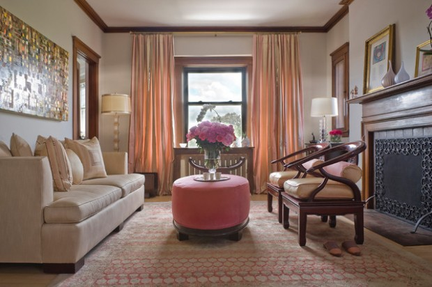 Pink Details for Gorgeous Chic Interior Decor (11)