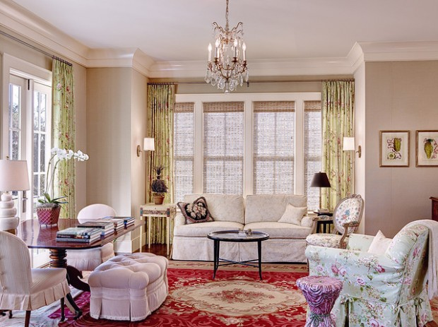 Pink Details for Gorgeous Chic Interior Decor (14)