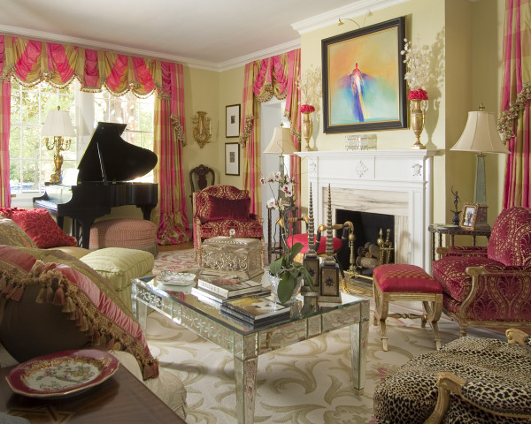 Pink Details for Gorgeous Chic Interior Decor (20)
