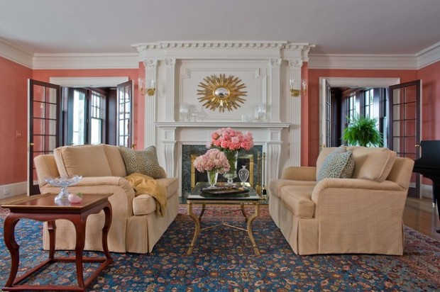 Pink Details for Gorgeous Chic Interior Decor (21)