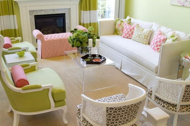 Pink Details for Gorgeous Chic Interior Decor (4)