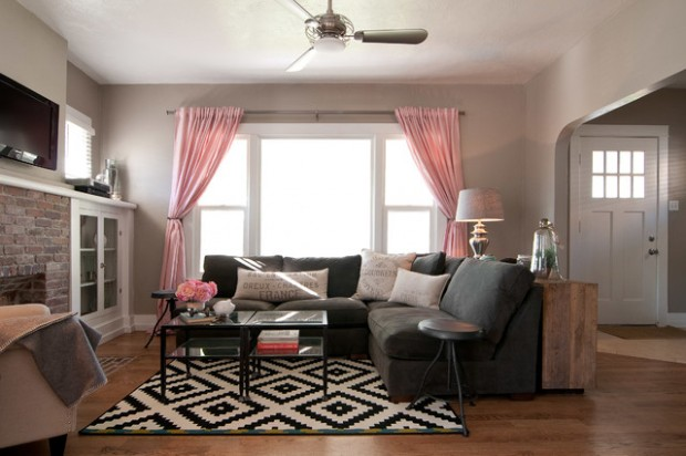 Pink Details for Gorgeous Chic Interior Decor (5)