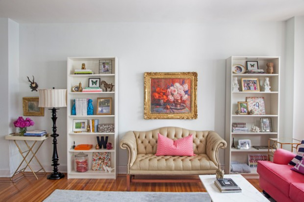 Pink Details for Gorgeous Chic Interior Decor (8)