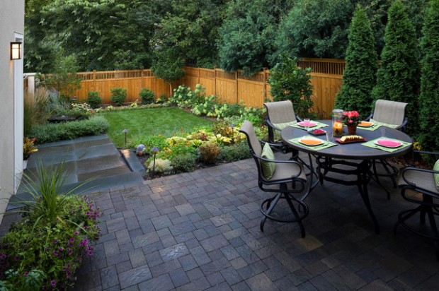 19 Smart Design Ideas for Small Backyards