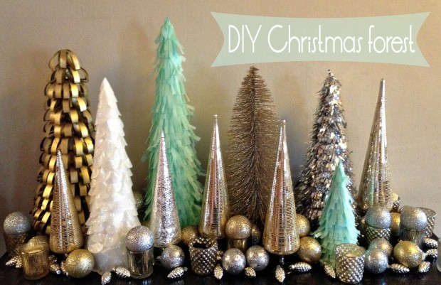 The Best DIY Winter Home Decorations Ever 18 Great Ideas (15)