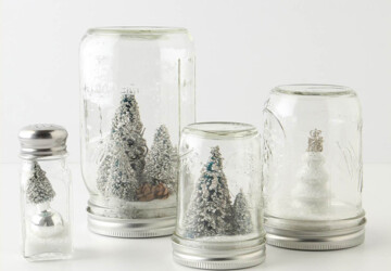 The Best DIY Winter Home Decorations Ever: 18 Great Ideas - diy winter, diy home decor, diy