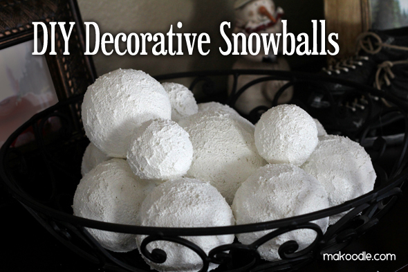 The Best DIY Winter Home Decorations Ever: 18 Great Ideas