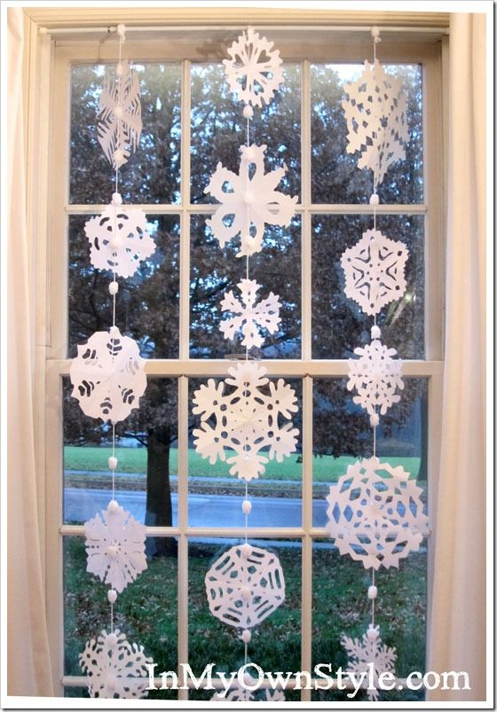 The Best DIY Winter Home Decorations Ever 18 Great Ideas (9)