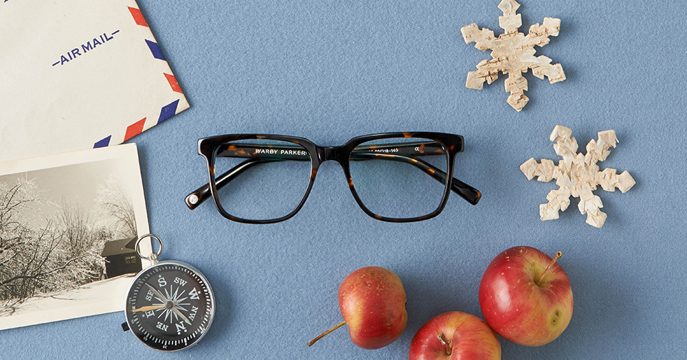 Warby Parker Eyeglasses Winter Collection Style Motivation