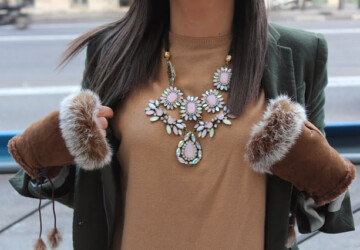 Statement Necklaces for Stylish Outfits - Statement Necklaces, Statement, outfits, Outfit ideas, Nacklaces