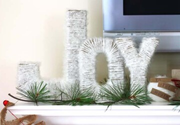 14 Amazing DIY Rustic Christmas Decorations - rustic, diy rustic, Diy Christmas rustic, diy christmas decor projects, Diy Christmas