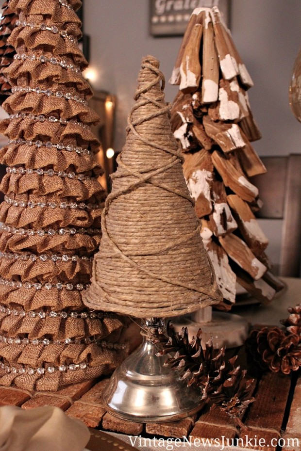 15 Amazing DIY Rustic Christmas Decorations (6)