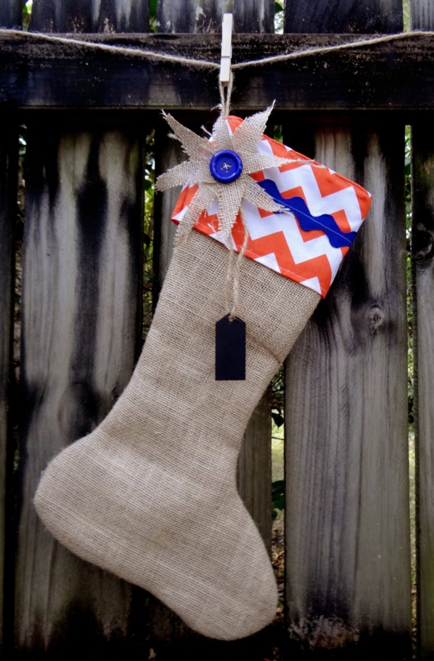 15 Beautiful Handmade Christmas Stocking Designs