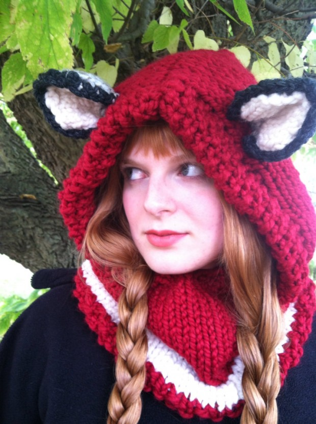 15 Beautiful Handmade Warm Winter Hats