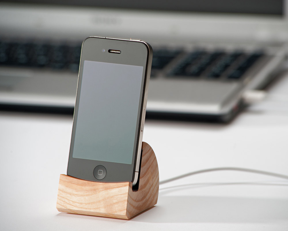 15 Creative Handmade Iphone And Ipad Stands Style Motivation