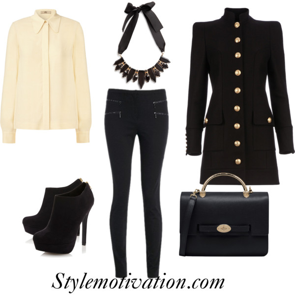 15 Elegant and Stylish Winter Fashion Combinations