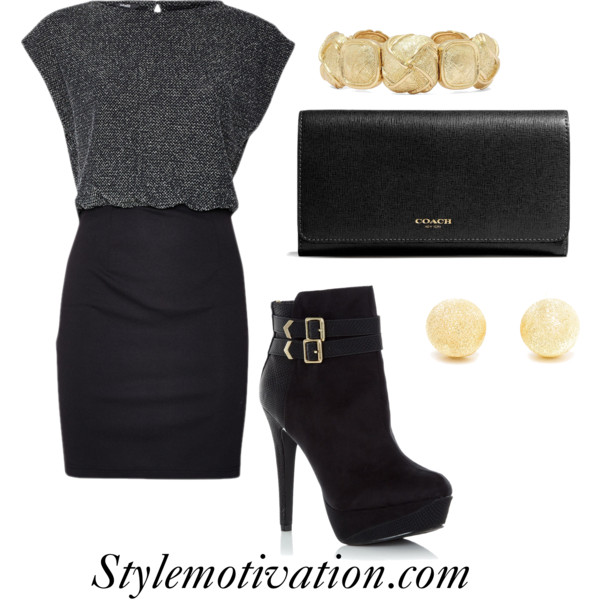 15 Gorgeous Fashion Combinations for New Year's Eve Party