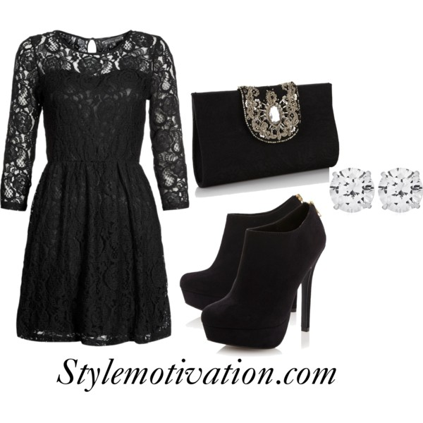 15 Gorgeous Fashion Combinations for New Year's Eve Party (11)